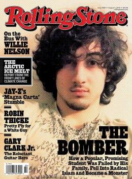 Rolling Stone Tsarvaev cover